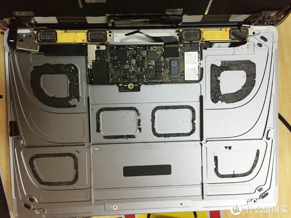电池拆掉后的图片