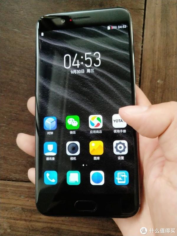 一面犀利,一面冷静:YOTA Phone 智能手机 开箱