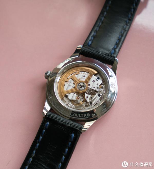 对于我这种机械控,表背真是太美了
