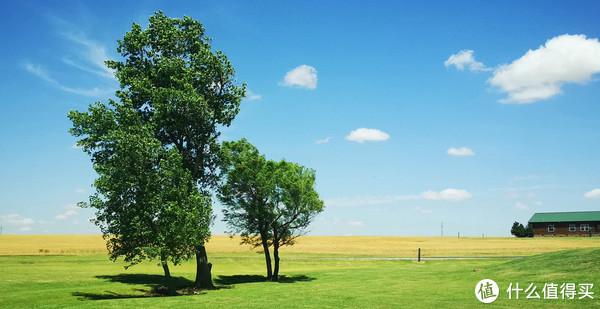 自然到让你放松—俄克拉荷马游记