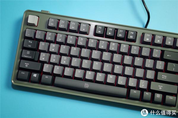 免驱一键放大招,电竞键盘中的硬汉 TT创世战车青轴电竞键盘评测