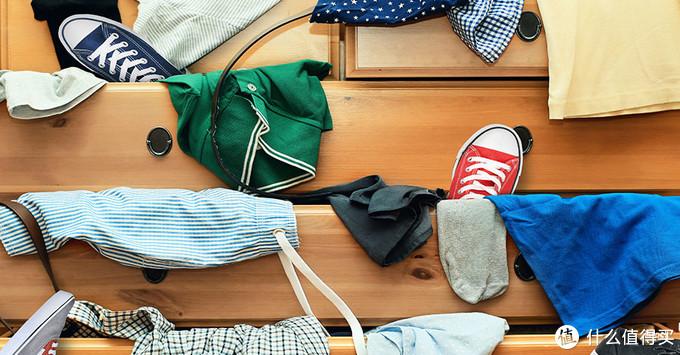 达人生活收纳技巧分享:魔法衣橱收纳整理术=决断力+行动力