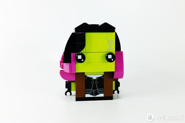 漫威世界中的CP—LEGO 乐高 方头公仔 41607 卡魔拉 & 41606 星爵 开箱