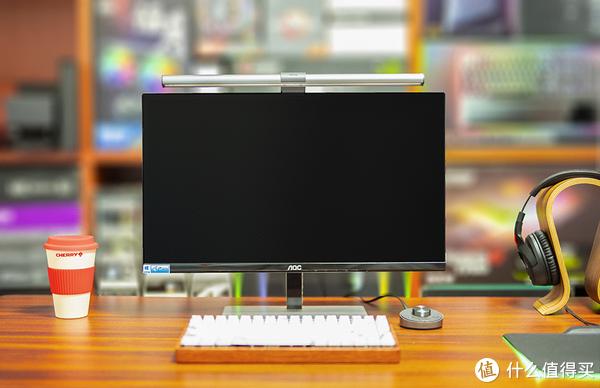 更优秀的桌面照明解决方案—BenQ 明基 WiT ScreenBar Plus挂屏台灯开箱