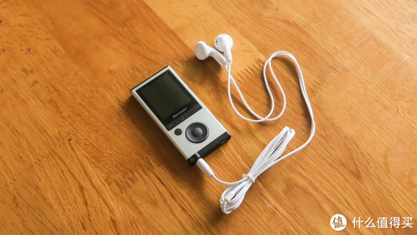 谁还没个随身听:纽曼 A68 Mp3 音乐播放器 开箱