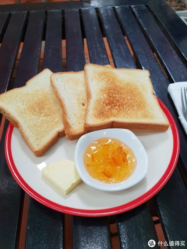 金边民宿早餐