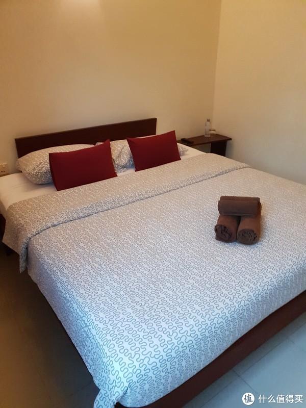 整洁的大床房~
