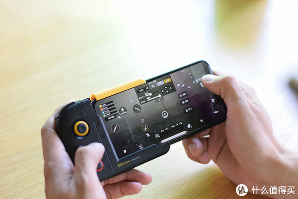 飞智黄蜂单手手柄,专为苹果用户准备的手游利器!