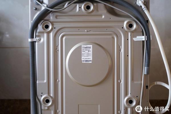 9公斤大容量 海尔直驱变频滚筒洗衣机上手体验
