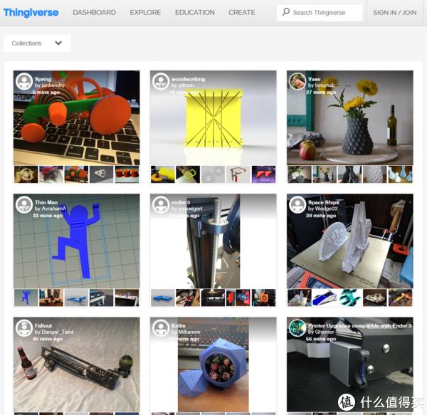 成人的玩具:ANYCUBIC Kossel PLUS 3D打印机