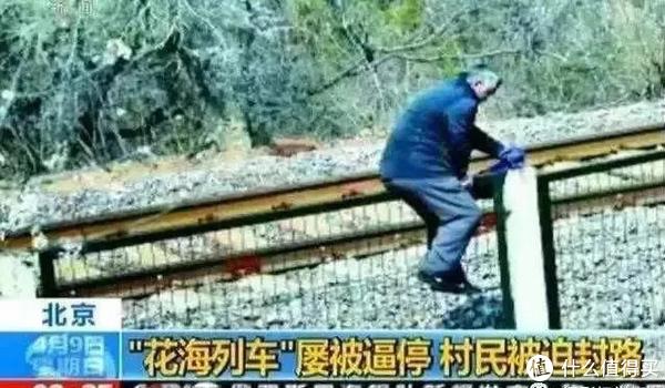 为拍照逼停火车