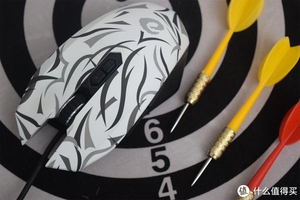 对胜利的渴望,是荆棘之路—DAREU 达尔优 EM915 荆棘版 鼠标 开箱