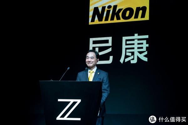 尼康集团董事长兼总经理牛田一雄先生