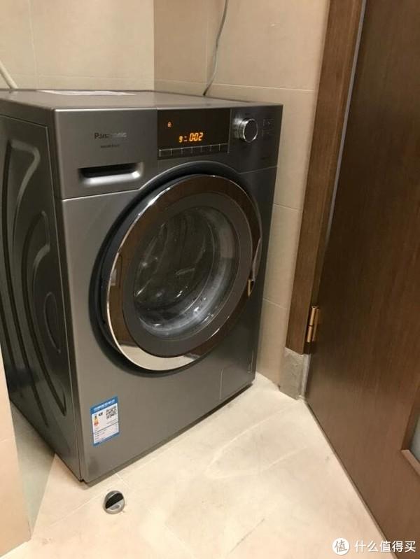 大容量洗衣机的贴心选择——松下10公斤滚筒洗衣机   使用体验