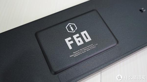 iQunix F60 蓝牙双模青轴无线机械键盘 开箱