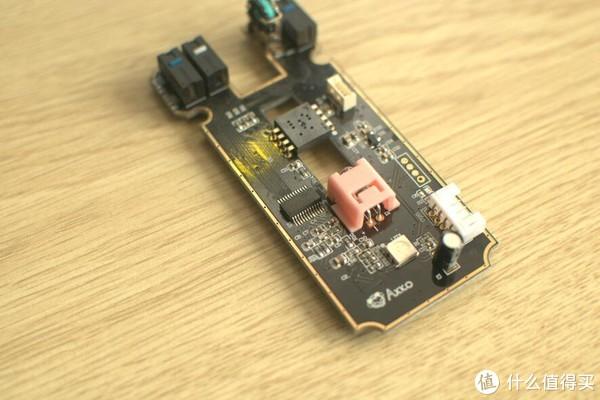Shera爸的拆解评测之十:Akko蒂芙尼绿3108键盘和AG325鼠标拆解