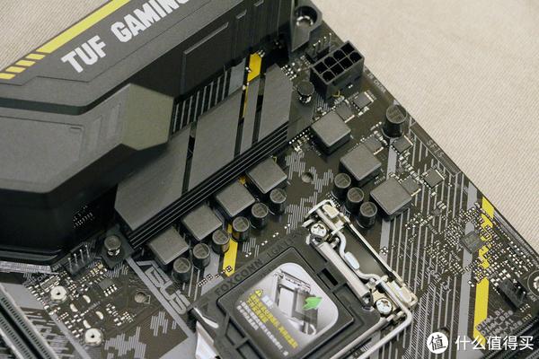 主机小升级再战几年:华硕TUF B360M-PLUS GAMING S 主板搭配i5-8600k体验