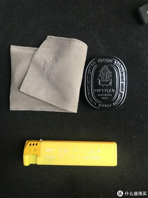 蒂普提克(DIPTYQUE)杜桑固体香膏开箱