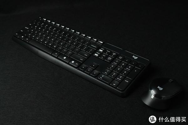 罗技MK315无线键鼠套装简评