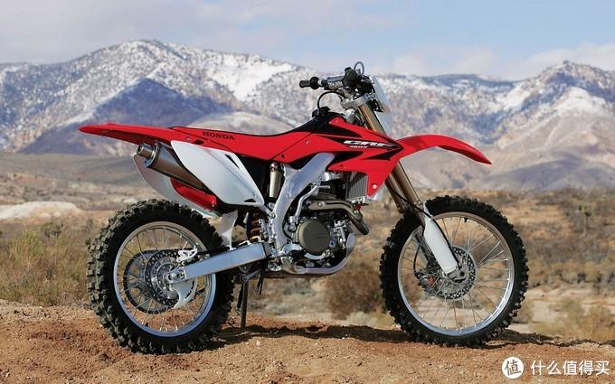 本田CRF450 高性能越野摩托