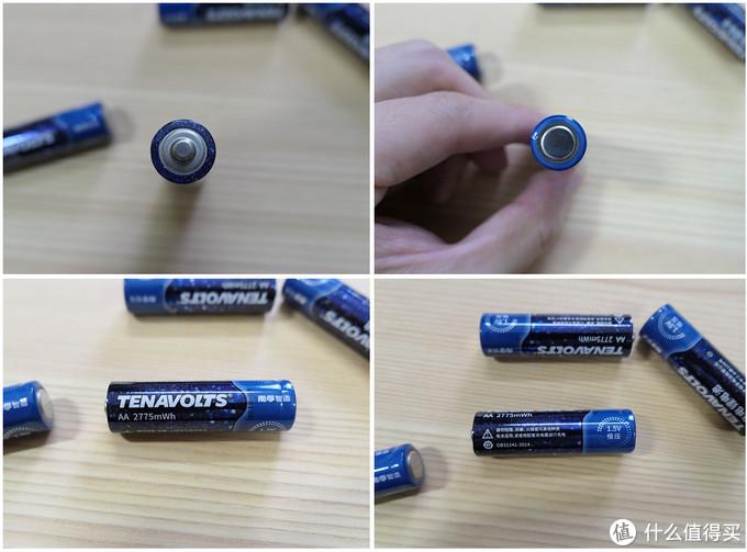 给你持久的感受--南孚 TENAVOLTS 5号充电锂电池和点动汽车钥匙电池测评