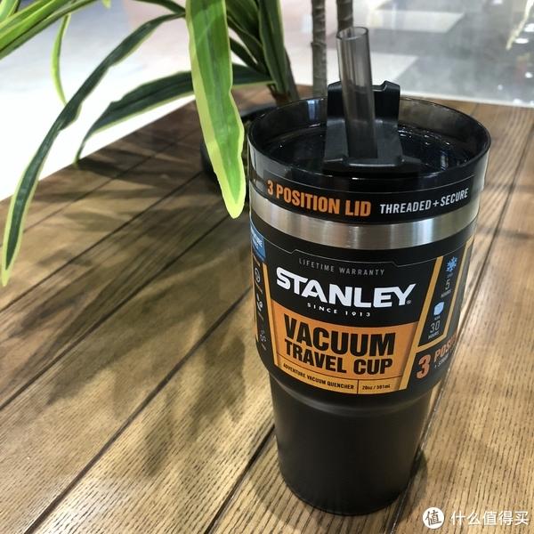 肯德基商城也有好货—STANLEY车载保温吸管杯开箱