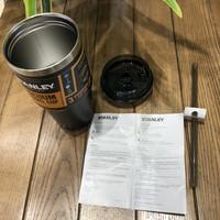 史丹利探险系列不锈钢车载吸管杯使用总结(杯身|杯盖|保温)
