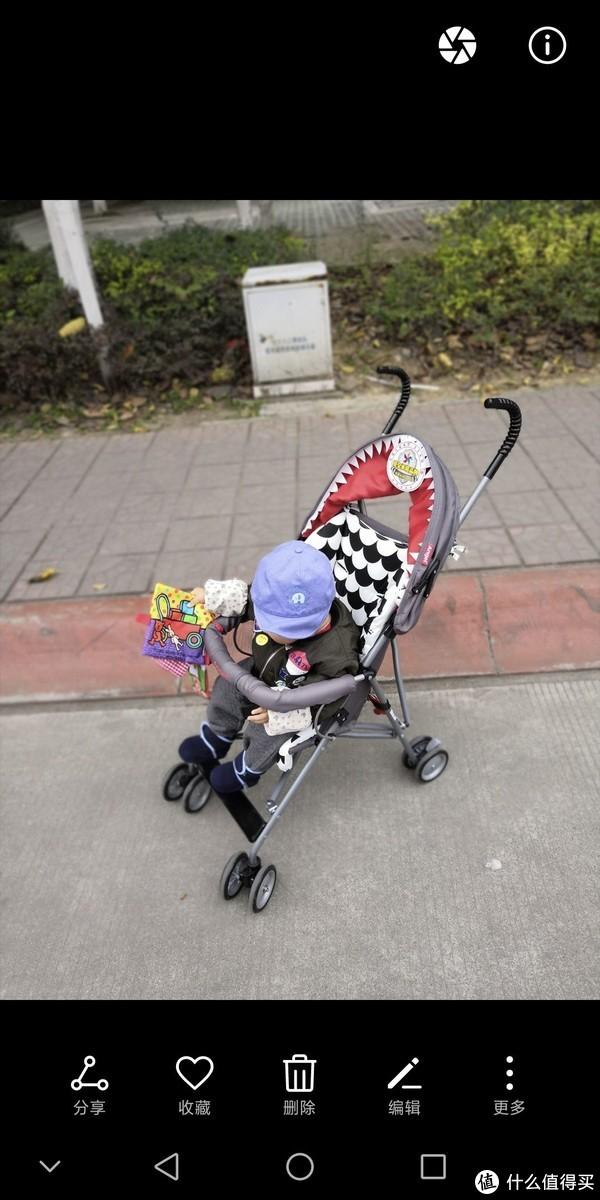 我买过的婴儿车