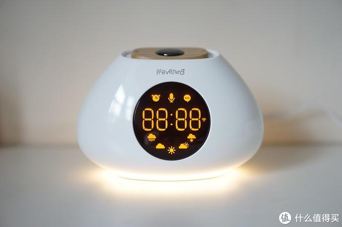 智能音箱双核新玩法 —— 阿拉的神奇小闹闹无线声控闹钟音箱使用测评