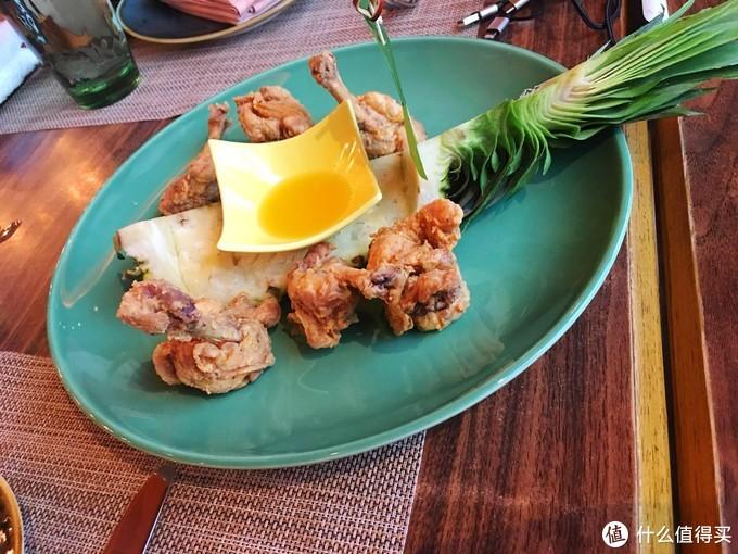 三亚香格里拉康提奇餐厅一餐体验