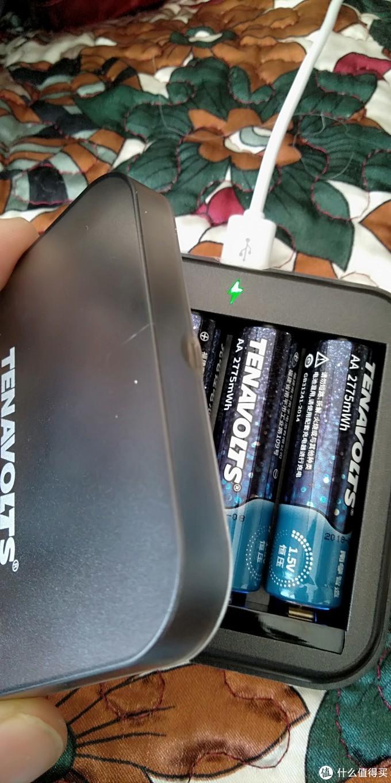 聚能环归来——南孚纽扣及充电锂电池评测