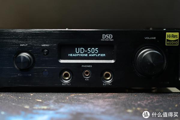 1/6索6万—TEAC  UD-505  台式USB-DAC 耳放一体机开箱