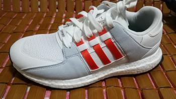 阿迪达斯 AQ1037 三叶草 EQT SUPPORT 男士经典鞋使用总结(材质|中底|鞋面)