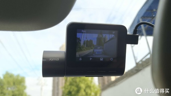 选新传感器还是经典索尼291?记70迈 智能行车记录仪 PRO使用感受