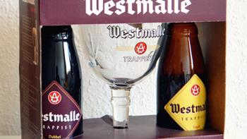 Westmalle 修道院啤酒礼盒外观展示(包装|侧面)