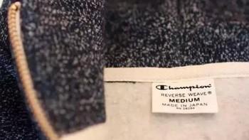 champion串标卫衣使用总结(联名 logo 设计)