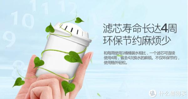 给饮用更佳的口感—飞利浦(PHILIPS)wp2806 净水壶 开箱及使用体验