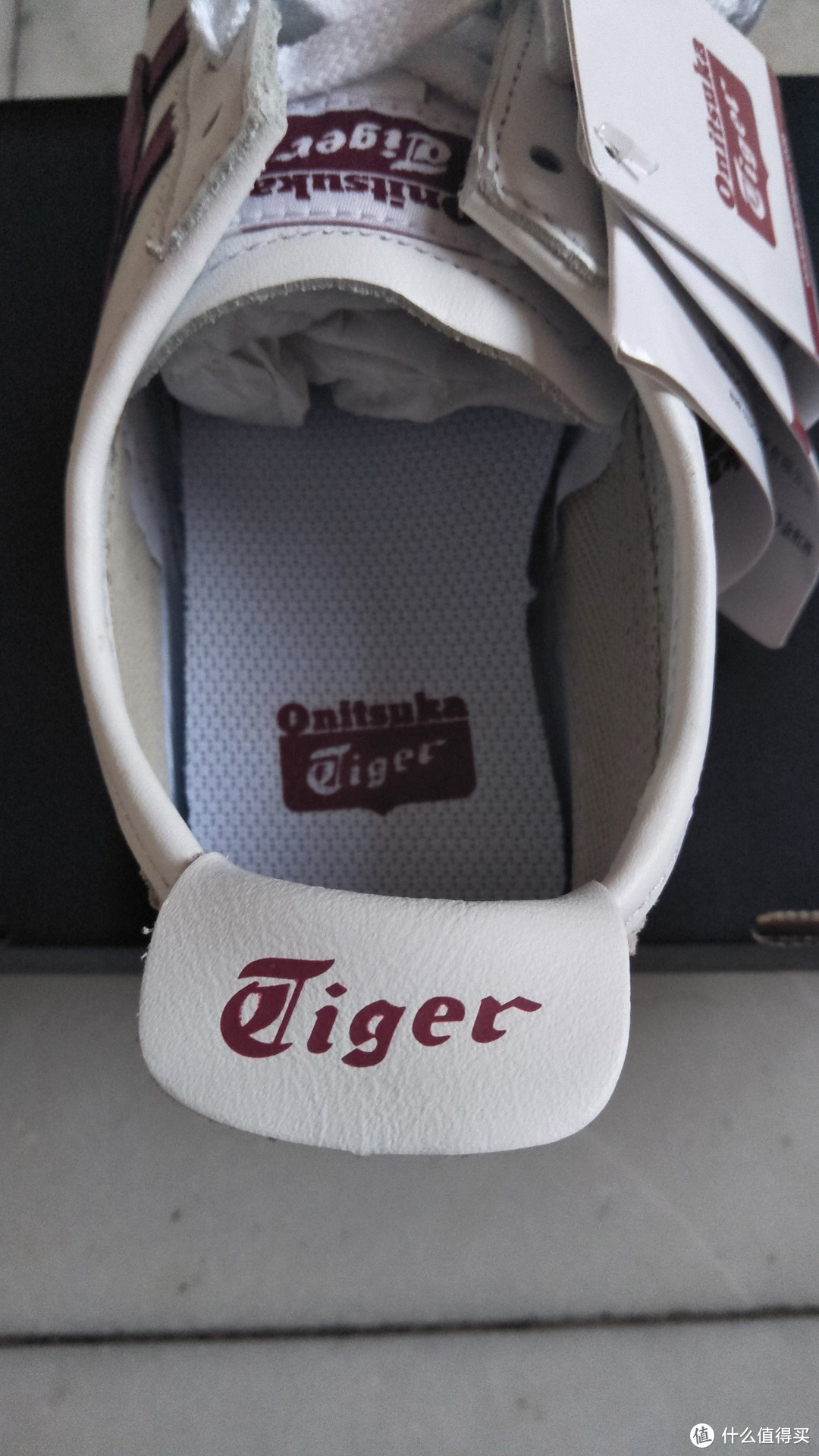 脚瘦就是好买鞋—记一次毫无预兆的Onitsuka Tiger 鬼冢虎 MEXICO 66 运动鞋购物体验