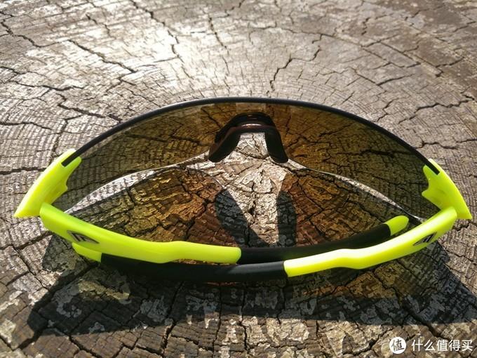 晶彩随行一个跑马爱好者的高特GT61003运动太阳镜简评