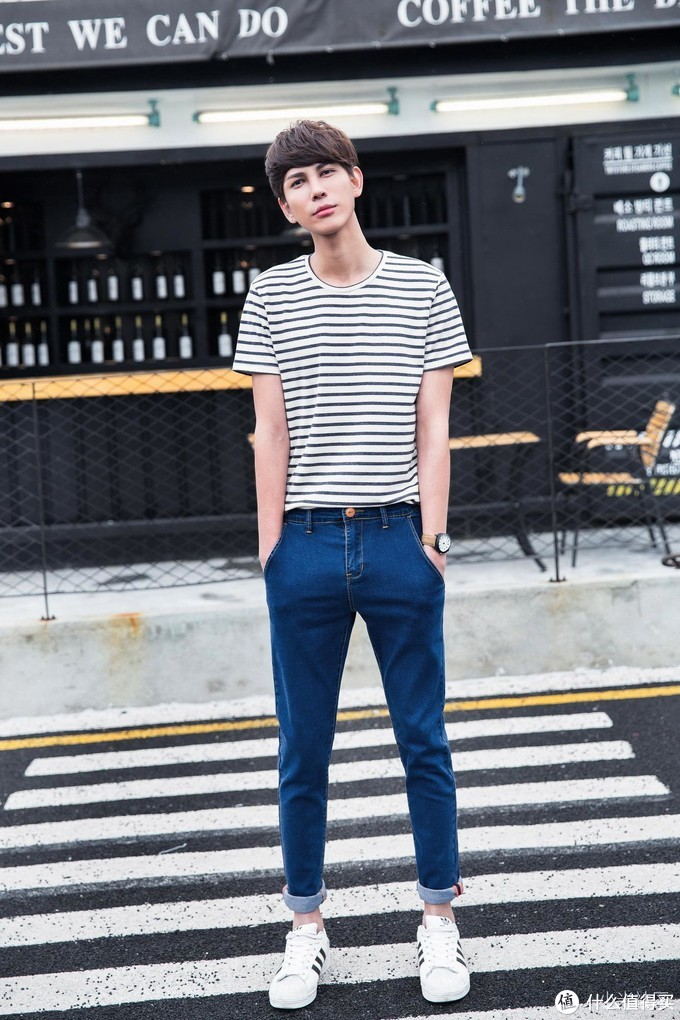 百搭的牛仔裤到底是什么样的?
