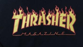 Thrasher卫衣购买理由(品牌|价格)