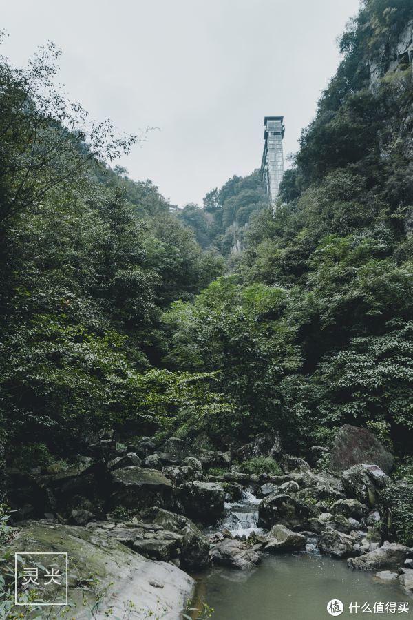 别去张家界了!160米华东最高观光电梯?看一眼就哆嗦!