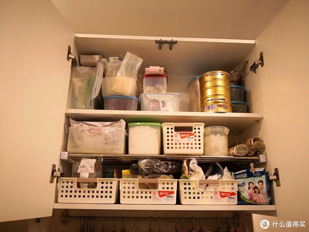 我家的开放式厨房收纳神器大起底