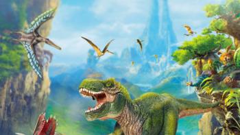 思乐仿真塑胶恐龙购买理由(材质|做工)