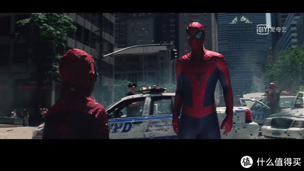 蜘蛛侠回来了