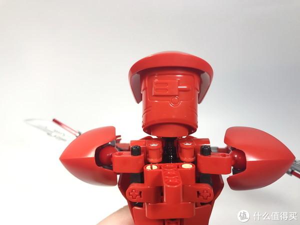 LEGO 乐高 拼拼乐 篇167 :红色小龙虾 之 星球大战系列 75529 精锐皇家禁卫军