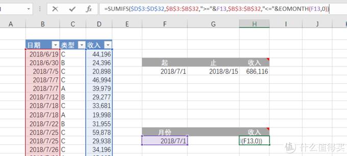 SUM系列的终极王牌公式: SUMIFS多条件求和