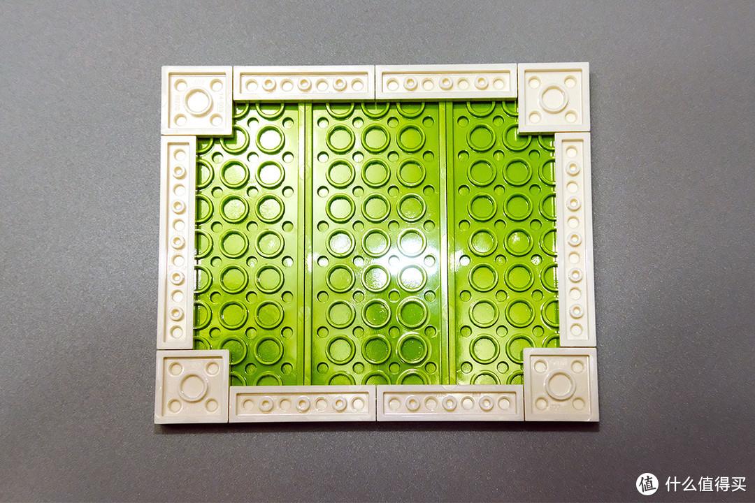 陪伴是最长情的告白 LEGO乐高 好朋友系列之 40265 井字游戏 开箱搭建