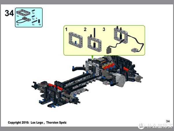 乐高还能这么拼:只等42083布加迪?哪能啊!这些LEGO超跑也很牛!