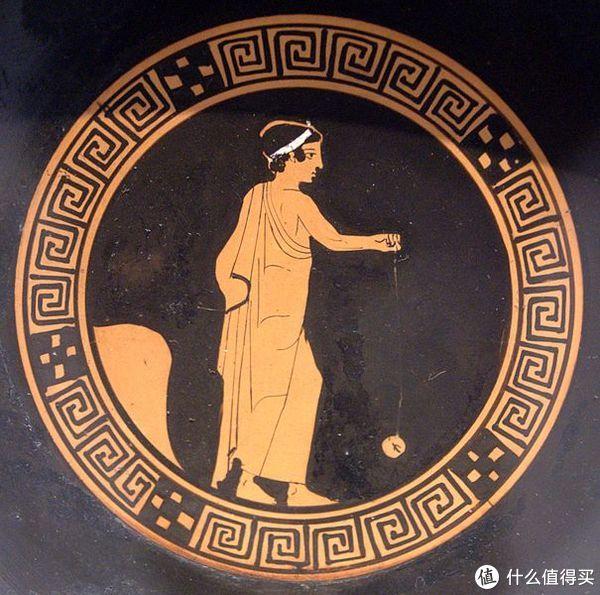 溜溜球的历史也是悠久